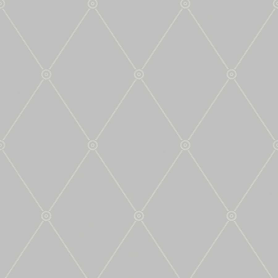 Cole & Son Archive Anthology Large Georgian Rope Trellis 100/13062 Wallpaper