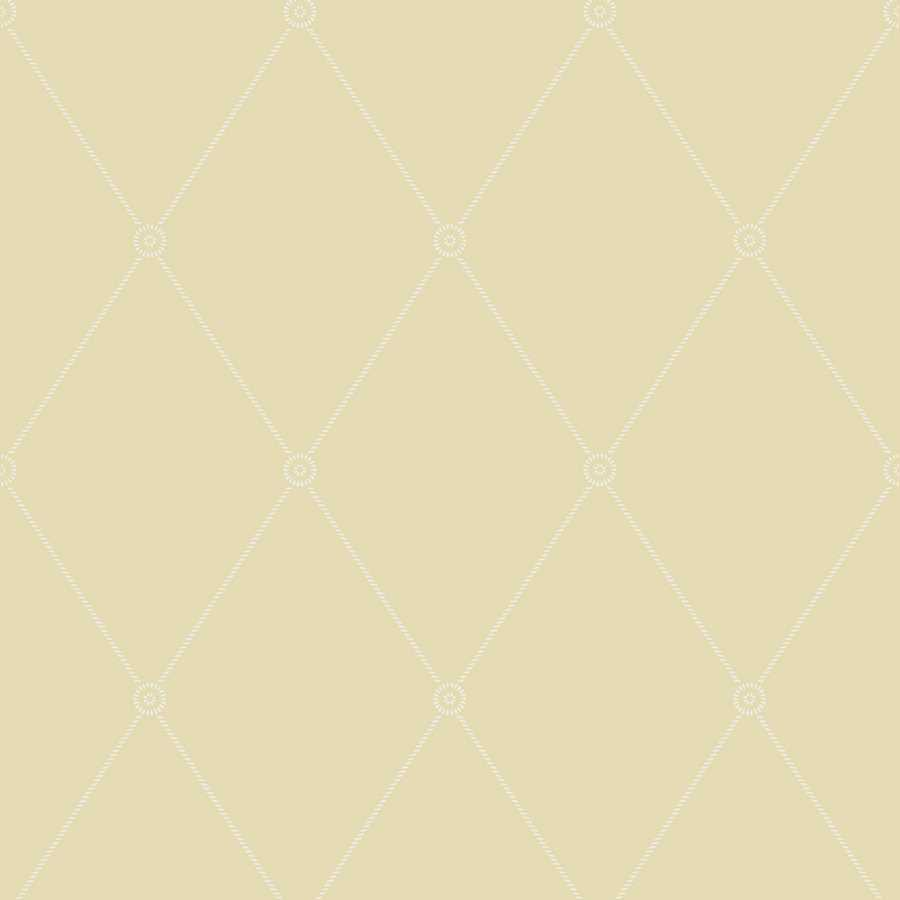 Cole & Son Archive Anthology Large Georgian Rope Trellis 100/13063 Wallpaper