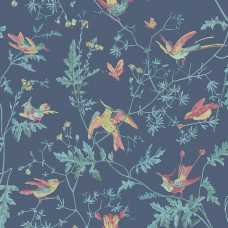 Cole and Son Archive Anthology Hummingbirds 100/14068 Wallpaper
