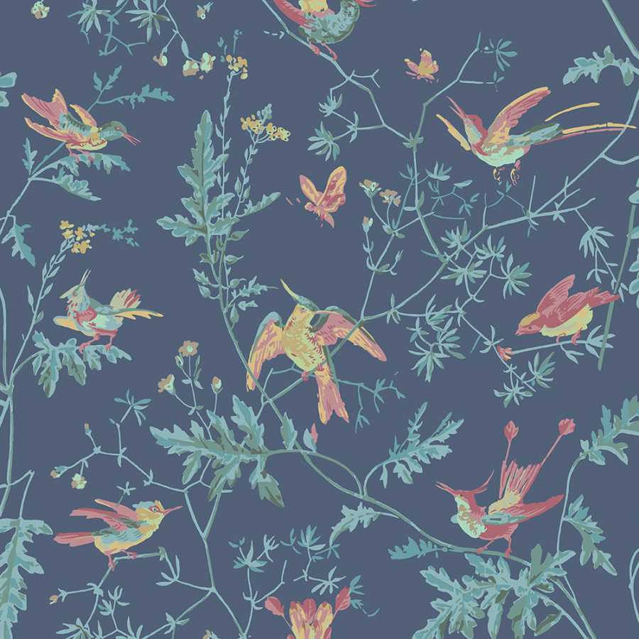 Cole & Son Archive Anthology Hummingbirds 100/14068 Wallpaper