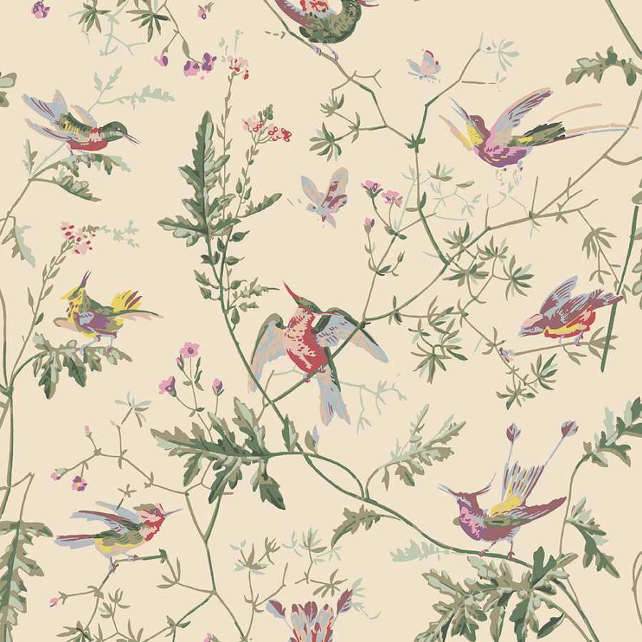 Cole & Son Archive Anthology Hummingbirds 100/14071 Wallpaper