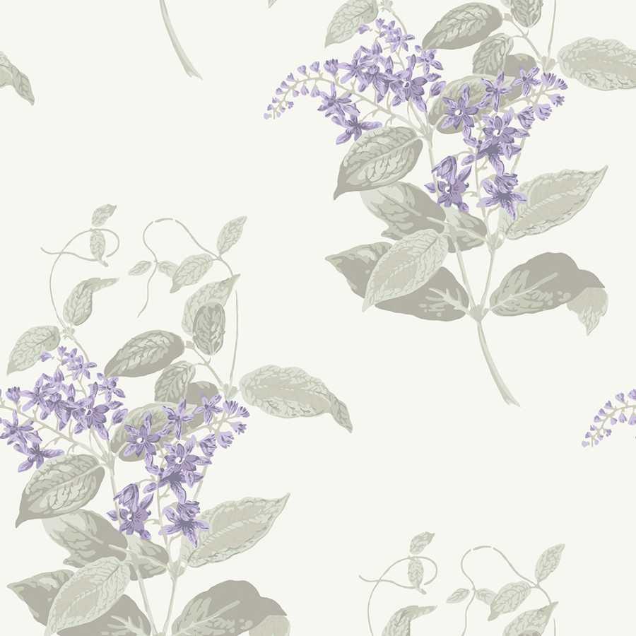 Cole & Son Archive Anthology Madras Violet 100/12057 Wallpaper