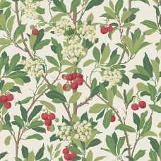 Cole and Son Archive Anthology Strawberry Tree 100/10049 Wallpaper