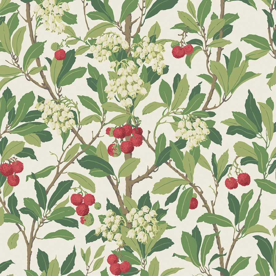 Cole & Son Archive Anthology Strawberry Tree 100/10049 Wallpaper