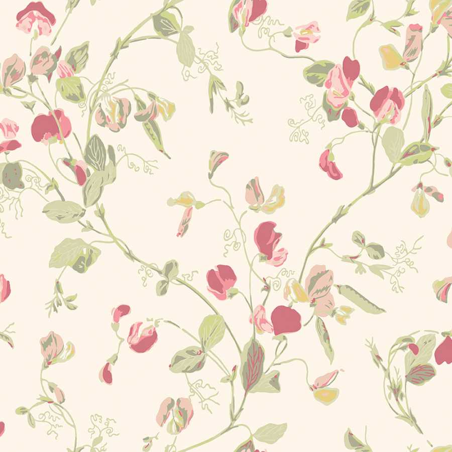 Cole & Son Archive Anthology Sweet Pea 100/6028 Wallpaper