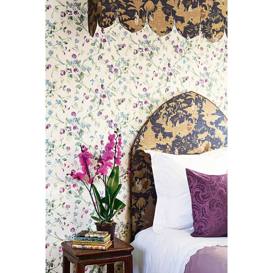 Cole & Son Archive Anthology Sweet Pea 100/6030 Wallpaper