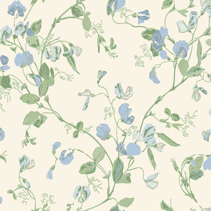 Cole & Son Archive Anthology Sweet Pea 100/6031 Wallpaper