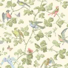 Cole and Son Archive Anthology Winter Birds 100/2006 Wallpaper