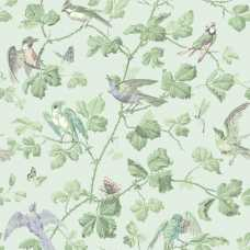 Cole and Son Archive Anthology Winter Birds 100/2007 Wallpaper