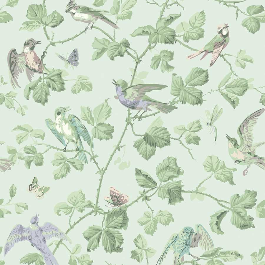 Cole & Son Archive Anthology Winter Birds 100/2007 Wallpaper