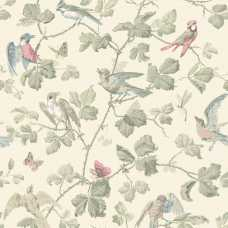 Cole and Son Archive Anthology Winter Birds 100/2009 Wallpaper
