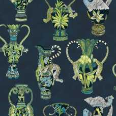 Cole and Son Ardmore Khulu Vases 109/12058 Wallpaper