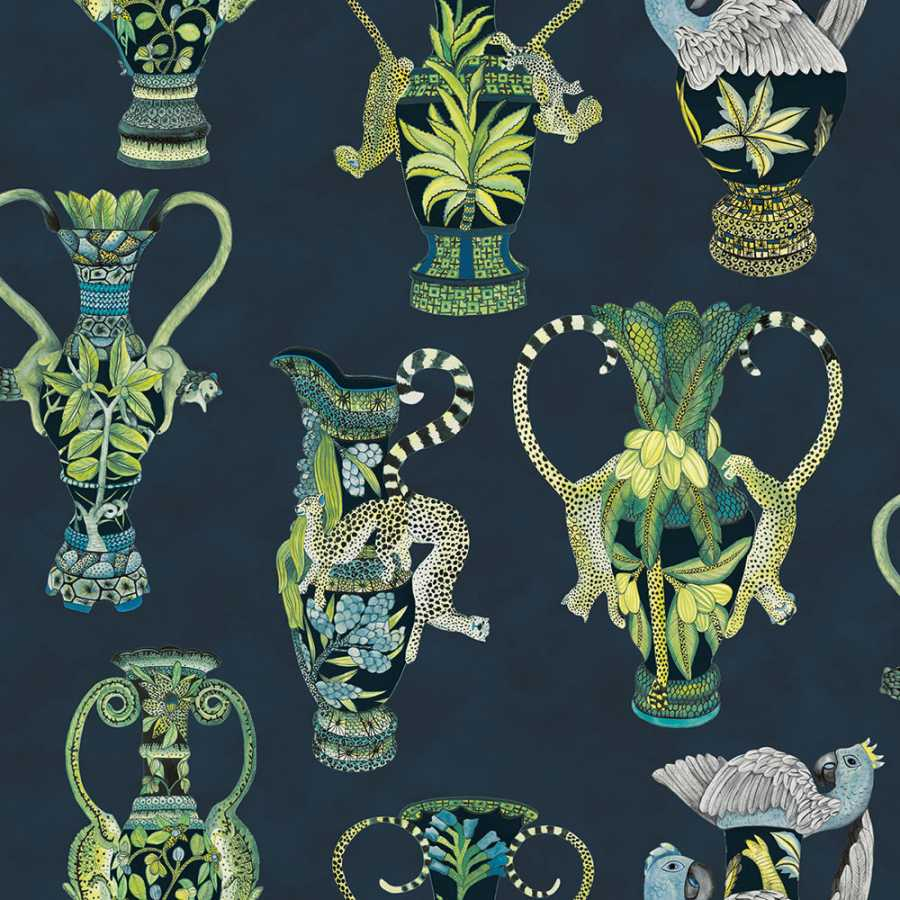 Cole & Son Ardmore Khulu Vases 109/12058 Wallpaper