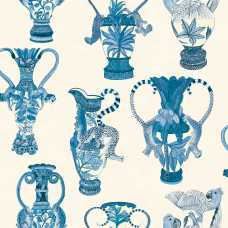 Cole and Son Ardmore Khulu Vases 109/12059 Wallpaper