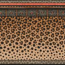 Cole and Son Ardmore Zulu 109/13060 Wallpaper Border