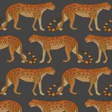 Cole and Son Ardmore Leopard Walk 109/2008 Wallpaper