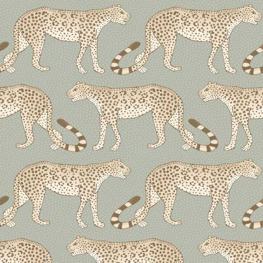 Cole & Son Ardmore Leopard Walk 109/2009 Wallpaper