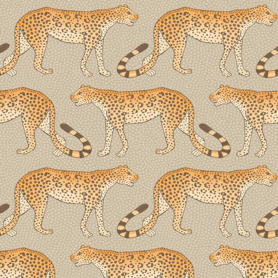 Cole & Son Ardmore Leopard Walk 109/2010 Wallpaper
