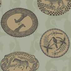 Cole and Son Ardmore Matrinah 109/4021 Wallpaper