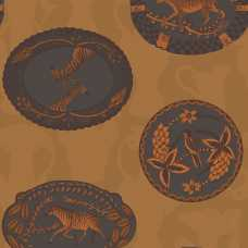 Cole and Son Ardmore Matrinah 109/4022 Wallpaper