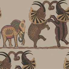 Cole and Son Ardmore Safari Dance 109/8038 Wallpaper
