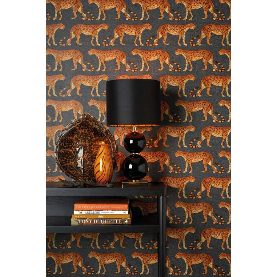 Cole & Son Ardmore Leopard Walk 109/2008 Wallpaper