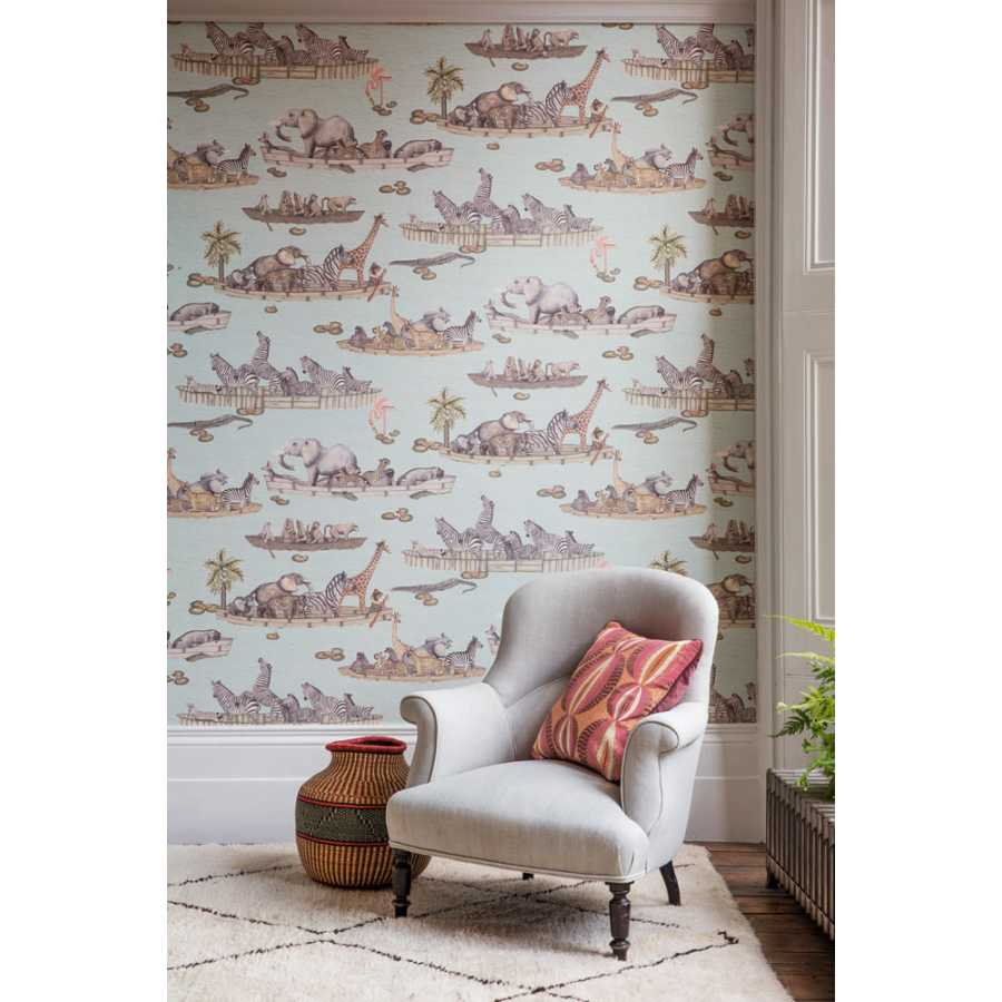 Cole & Son Ardmore Zambezi 109/14063 Wallpaper
