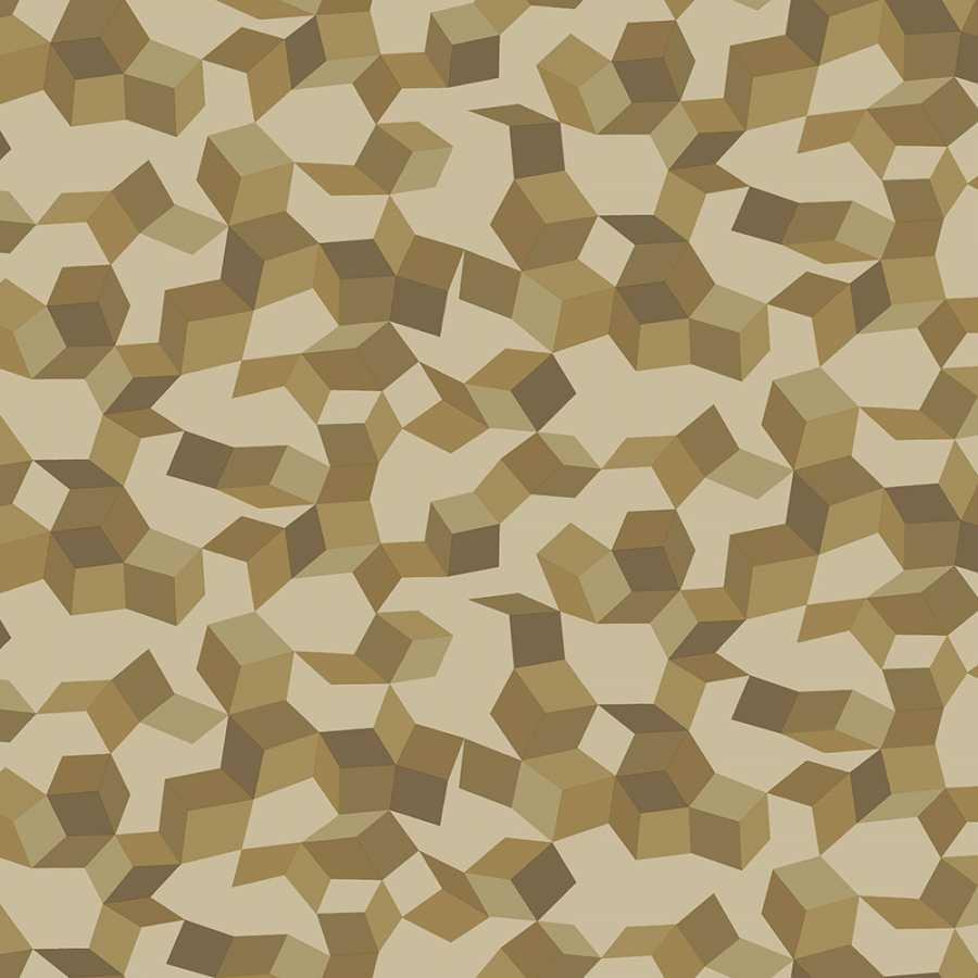 Cole & Son Curio Ingot 107/5023 Wallpaper