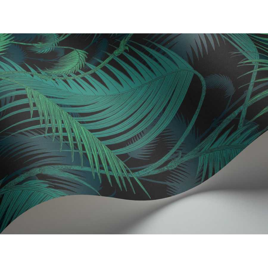 Cole and Son Contemporary Restyled Palm Jungle 95/1003 Wallpaper