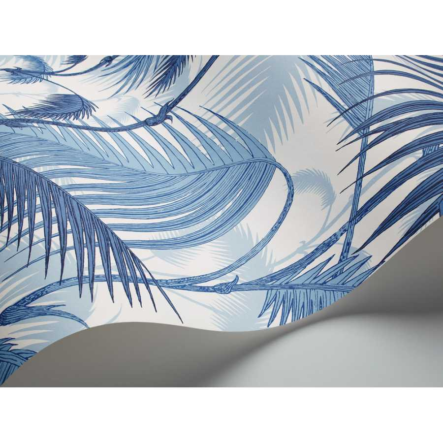 Cole and Son Contemporary Restyled Palm Jungle 95/1005 Wallpaper