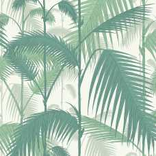 Cole and Son Contemporary Restyled Palm Jungle 95/1002 Wallpaper