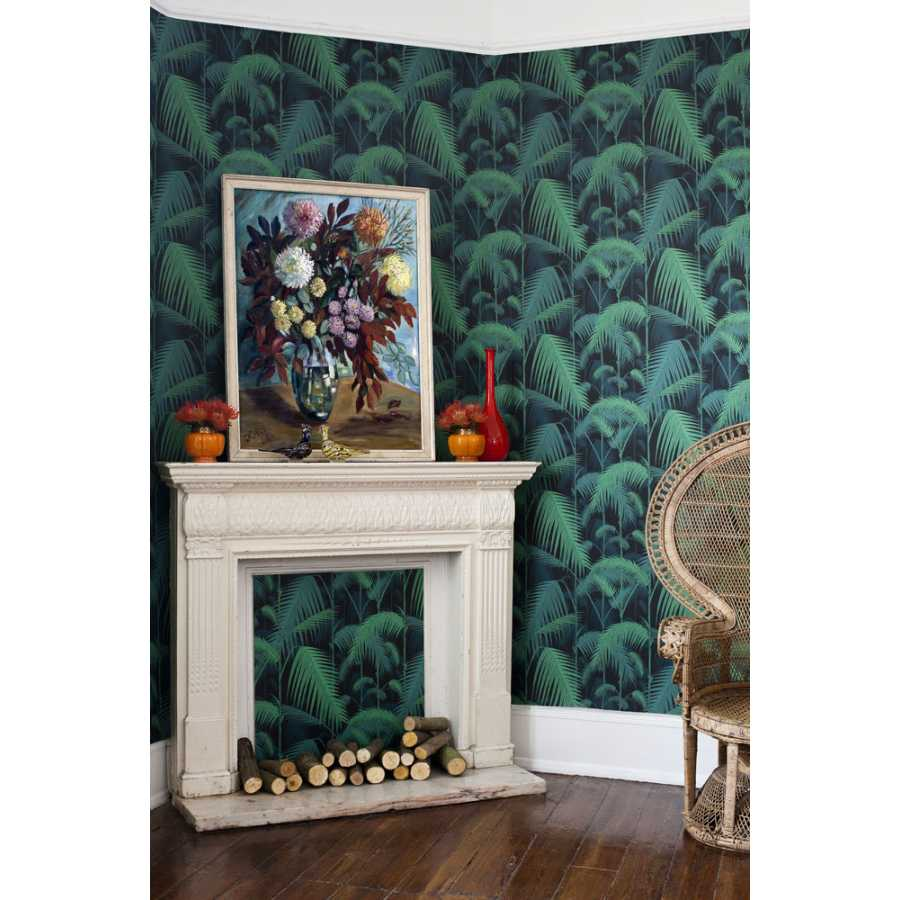 Cole & Son Contemporary Restyled Palm Jungle 95/1003 Wallpaper