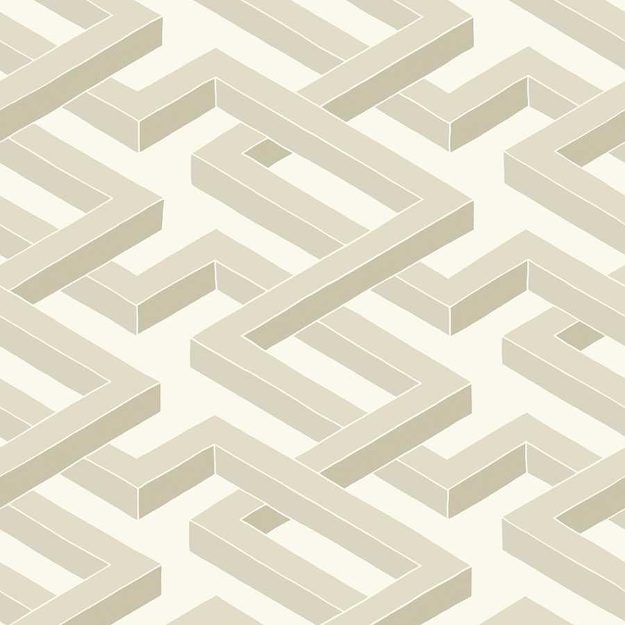 Cole & Son Geometric II Luxor 105/1003 Wallpaper