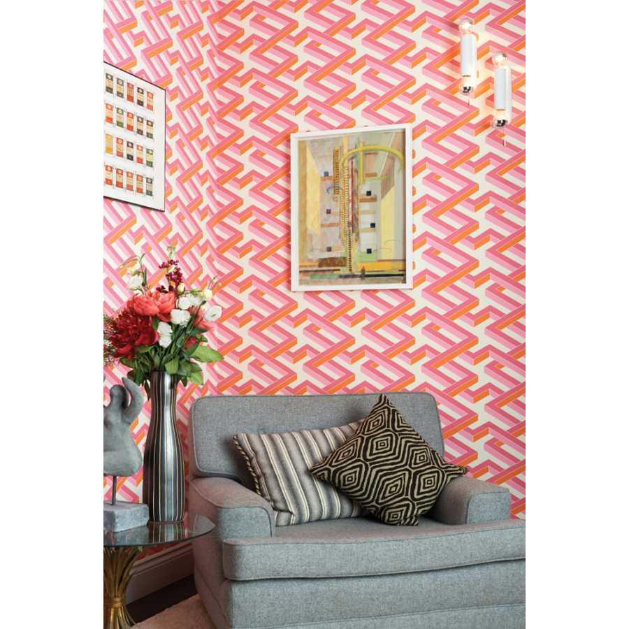 Cole & Son Geometric II Luxor 105/1004 Wallpaper