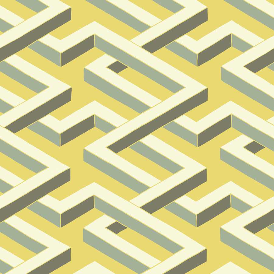 Cole & Son Geometric II Luxor 105/1005 Wallpaper