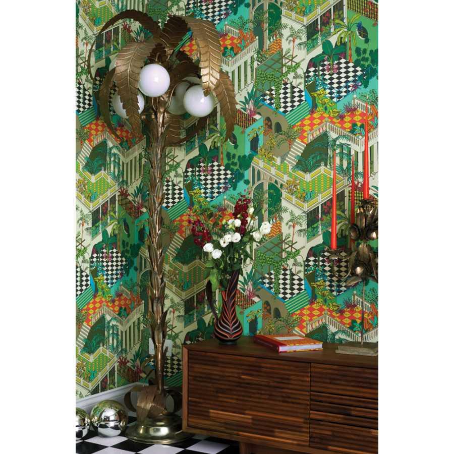 Cole & Son Geometric II Miami 105/4017 Wallpaper
