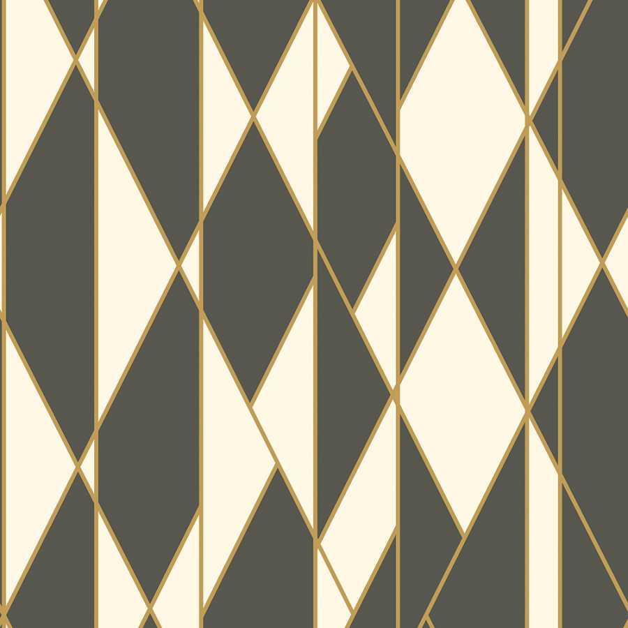 Cole & Son Geometric II Oblique 105/11049 Wallpaper