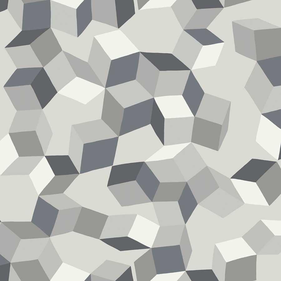 Cole & Son Geometric II Puzzle 105/2007 Wallpaper