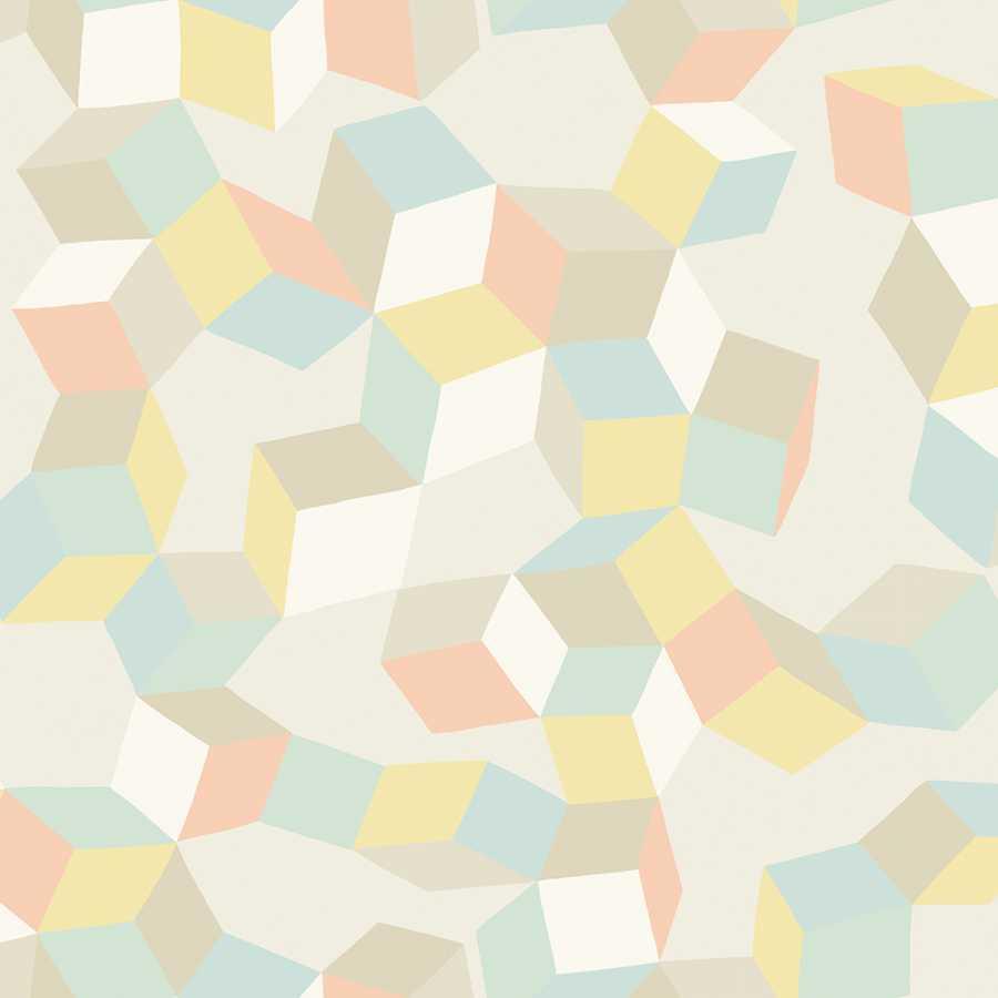 Cole & Son Geometric II Puzzle 105/2009 Wallpaper