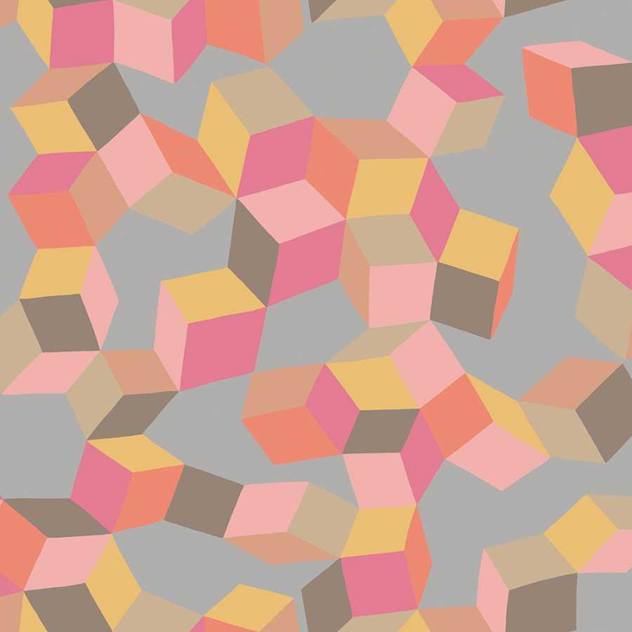 Cole & Son Geometric II Puzzle 105/2010 Wallpaper