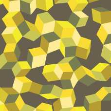 Cole and Son Geometric II Puzzle 105/2012 Wallpaper
