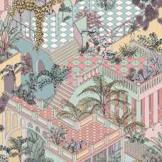 Cole & Son Icons Miami 112/6023 Wallpaper