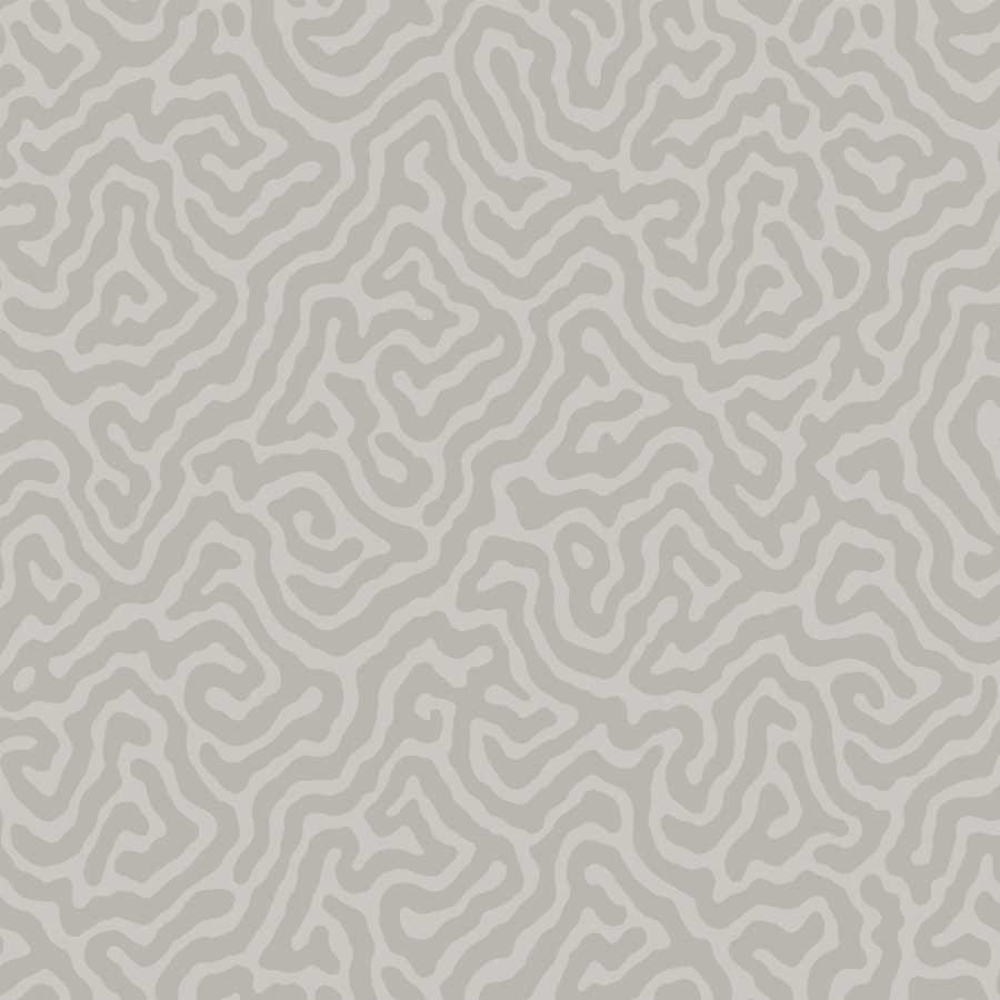 Cole and Son Landscape Plains Coral 106/5073 Wallpaper