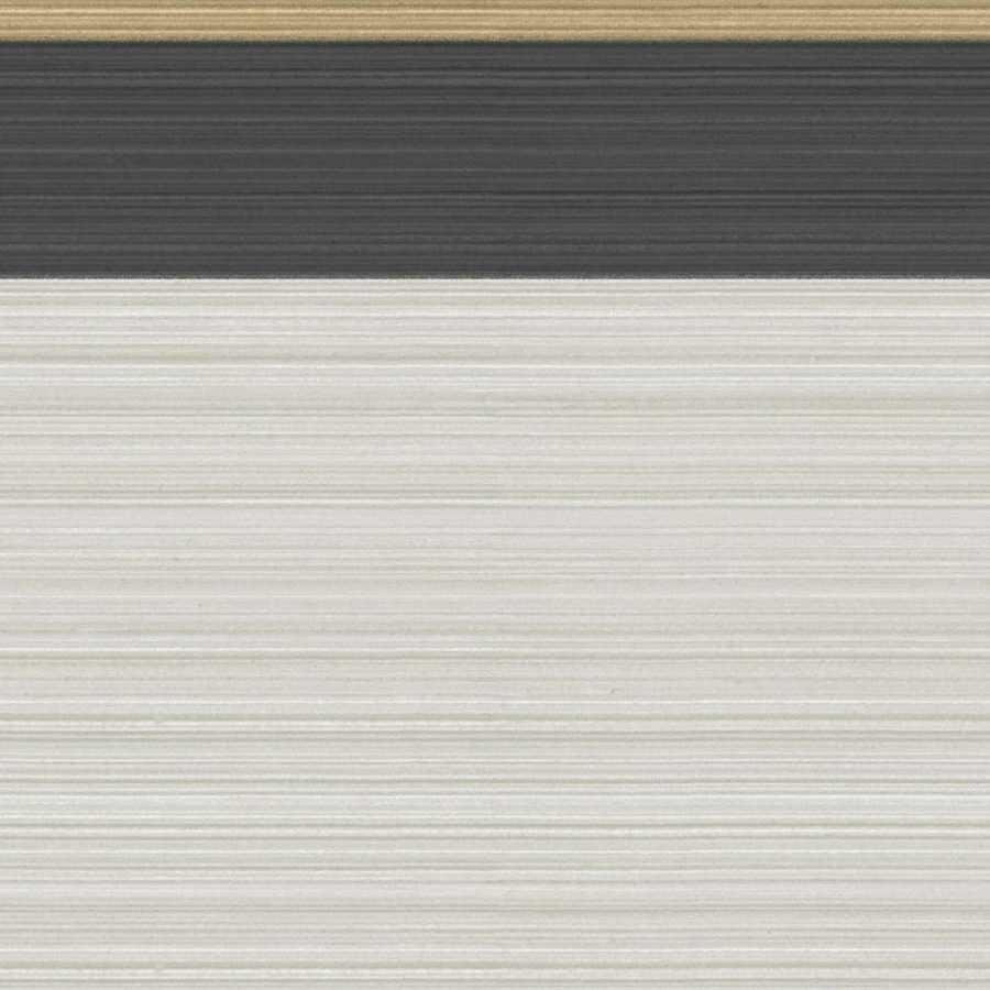 Cole and Son Marquee Stripes Jaspe Stripe Border 110/10045 Wallpaper