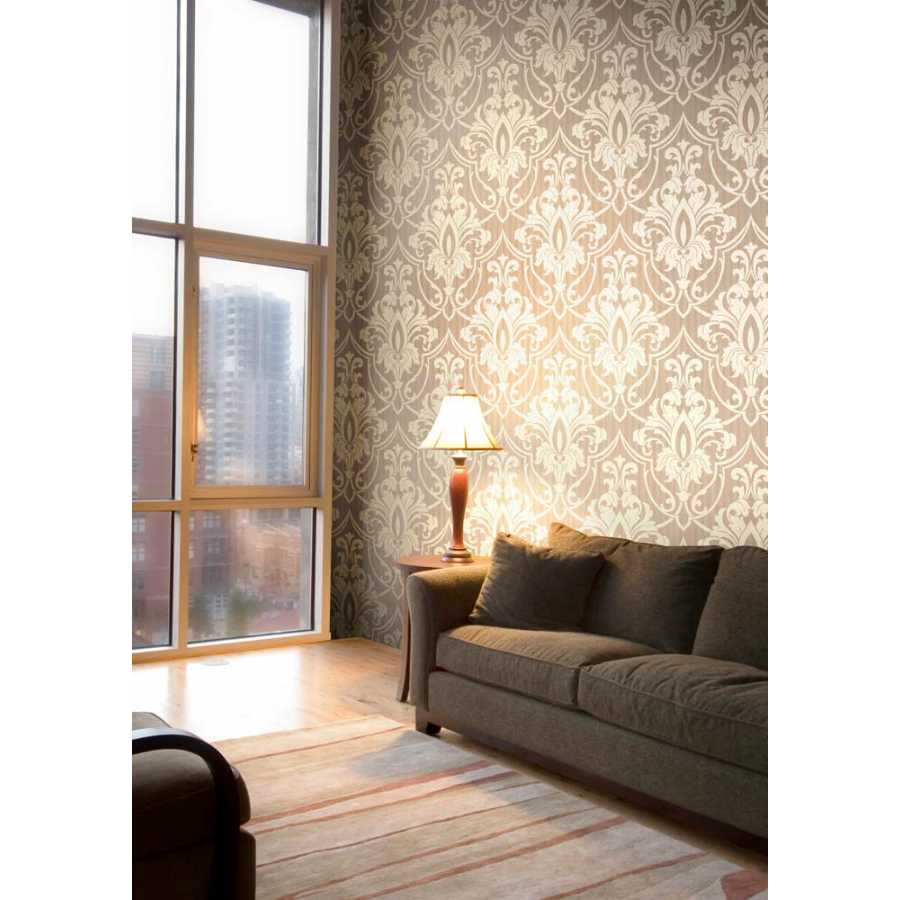 Cole & Son Archive Traditional St Petersburg Damask 88/8033 Wallpaper