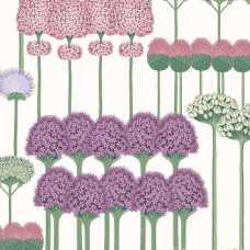Cole and Son Botanical Allium 115/12034 Wallpaper