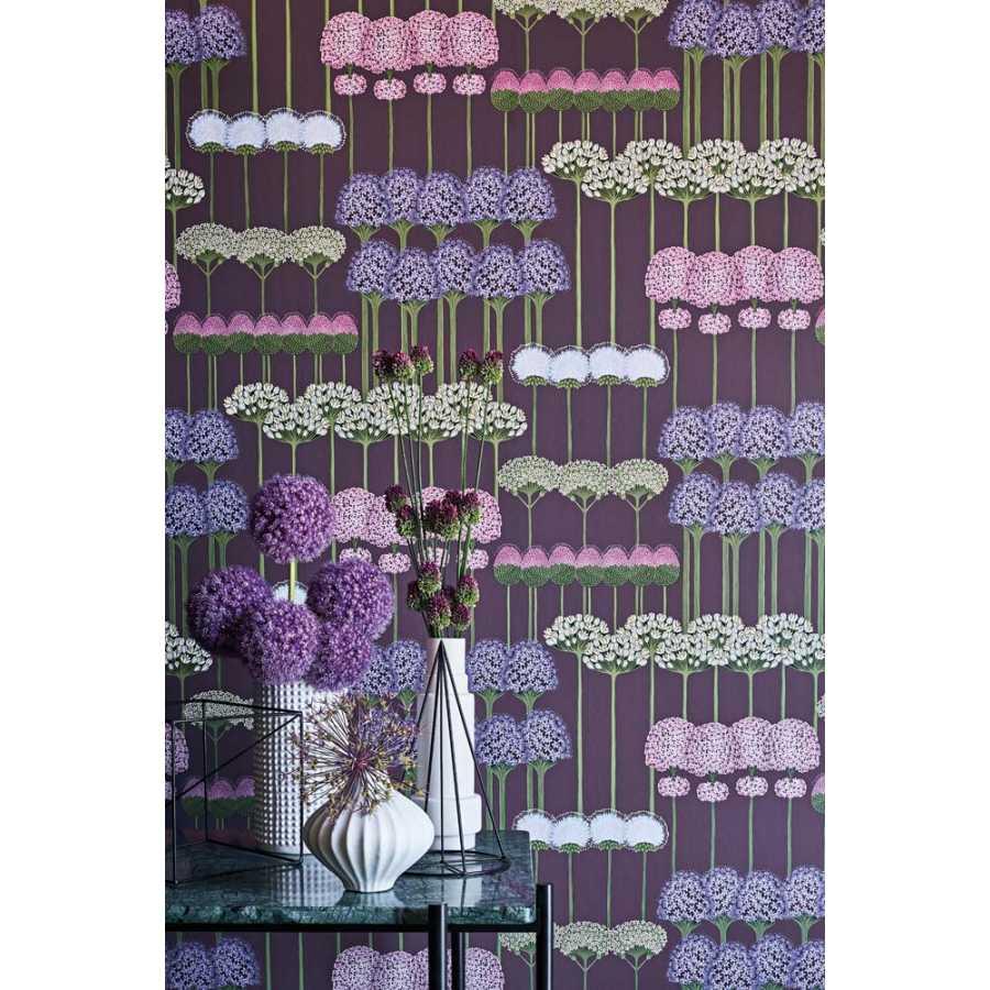 Cole & Son Botanical Allium 115/12036 Wallpaper