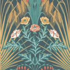Cole and Son Botanical Bluebell 115/3010 Wallpaper