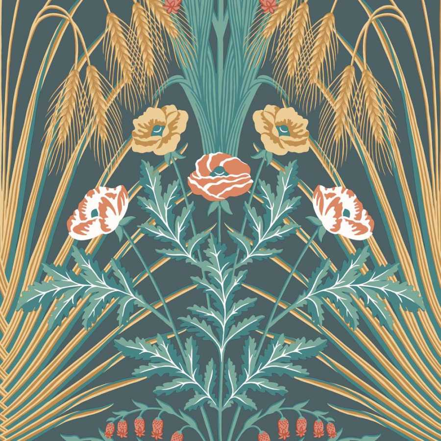 Cole & Son Botanical Bluebell 115/3010 Wallpaper