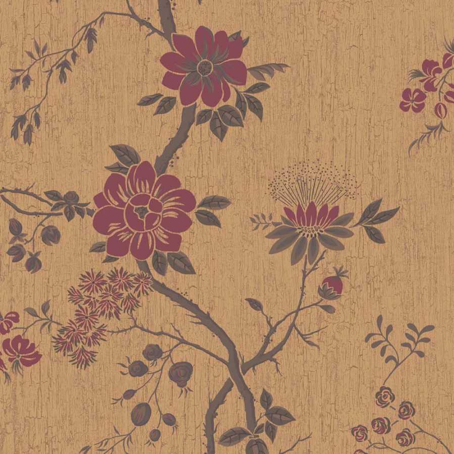 Cole & Son Botanical Camellia 115/8027 Wallpaper